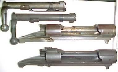 shallow slot model 1903 Springfield cut-off screw